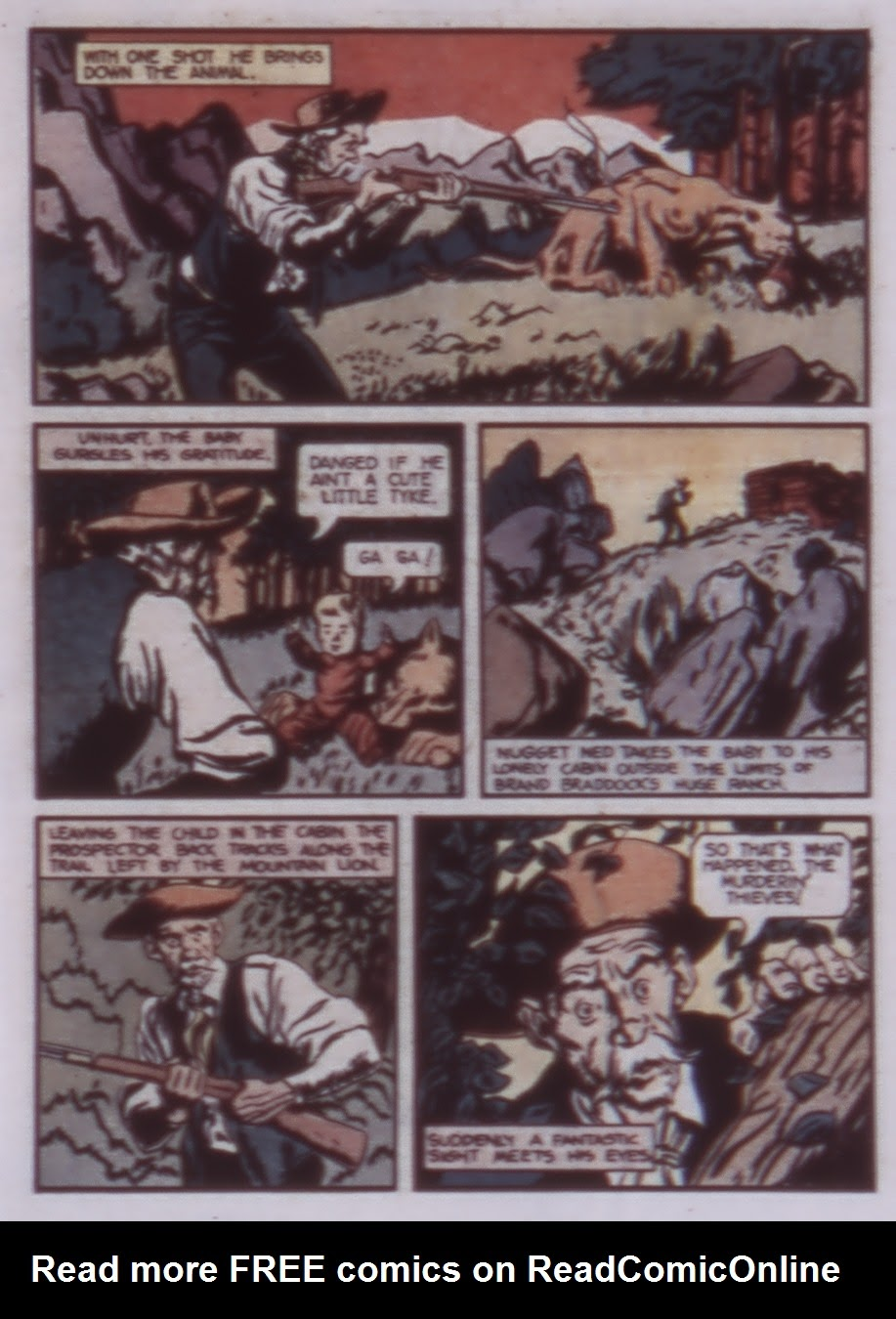Read online WHIZ Comics comic -  Issue #1 - 27