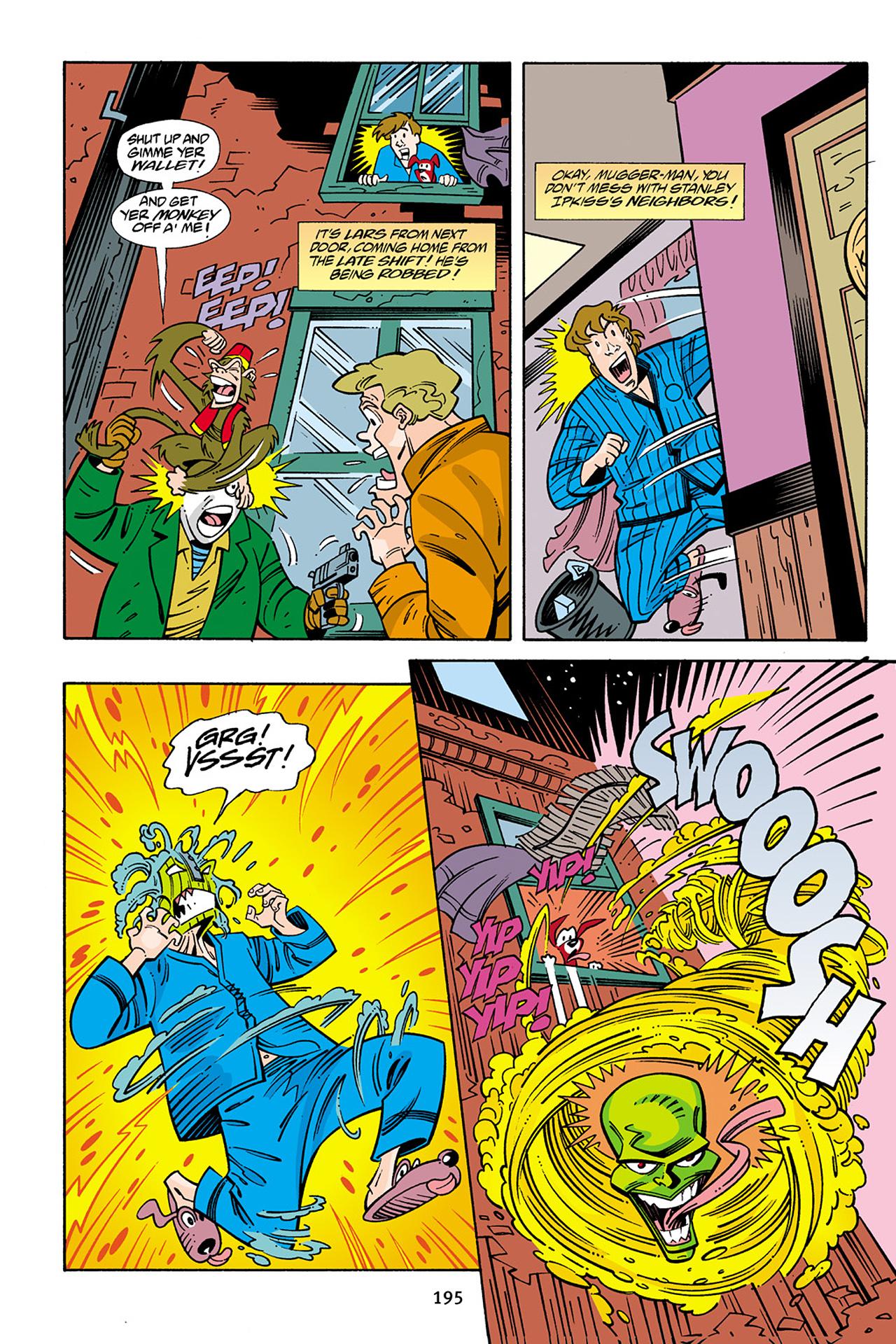 Read online Adventures Of The Mask Omnibus comic -  Issue #Adventures Of The Mask Omnibus Full - 194