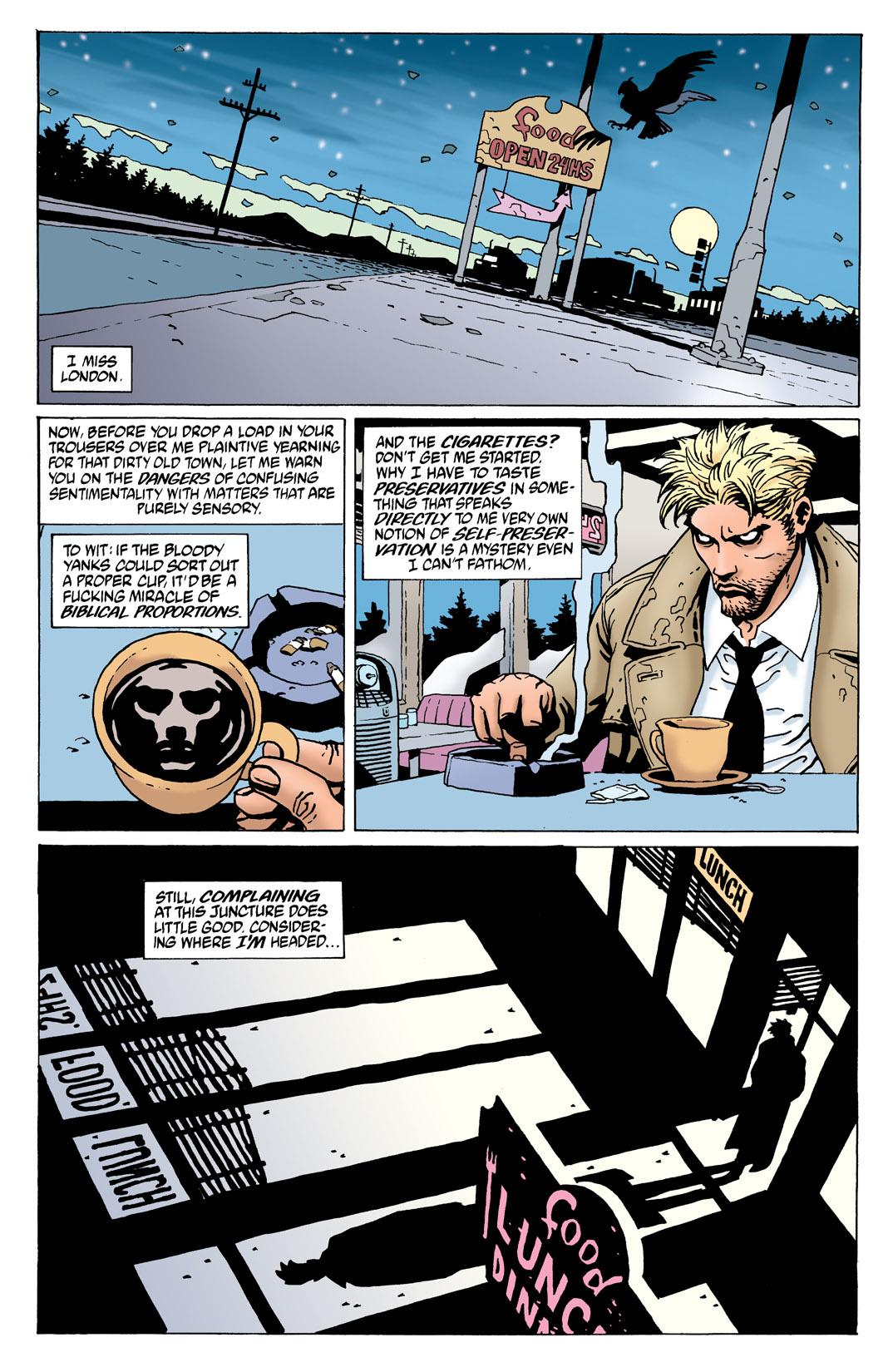Hellblazer 151 Page 2