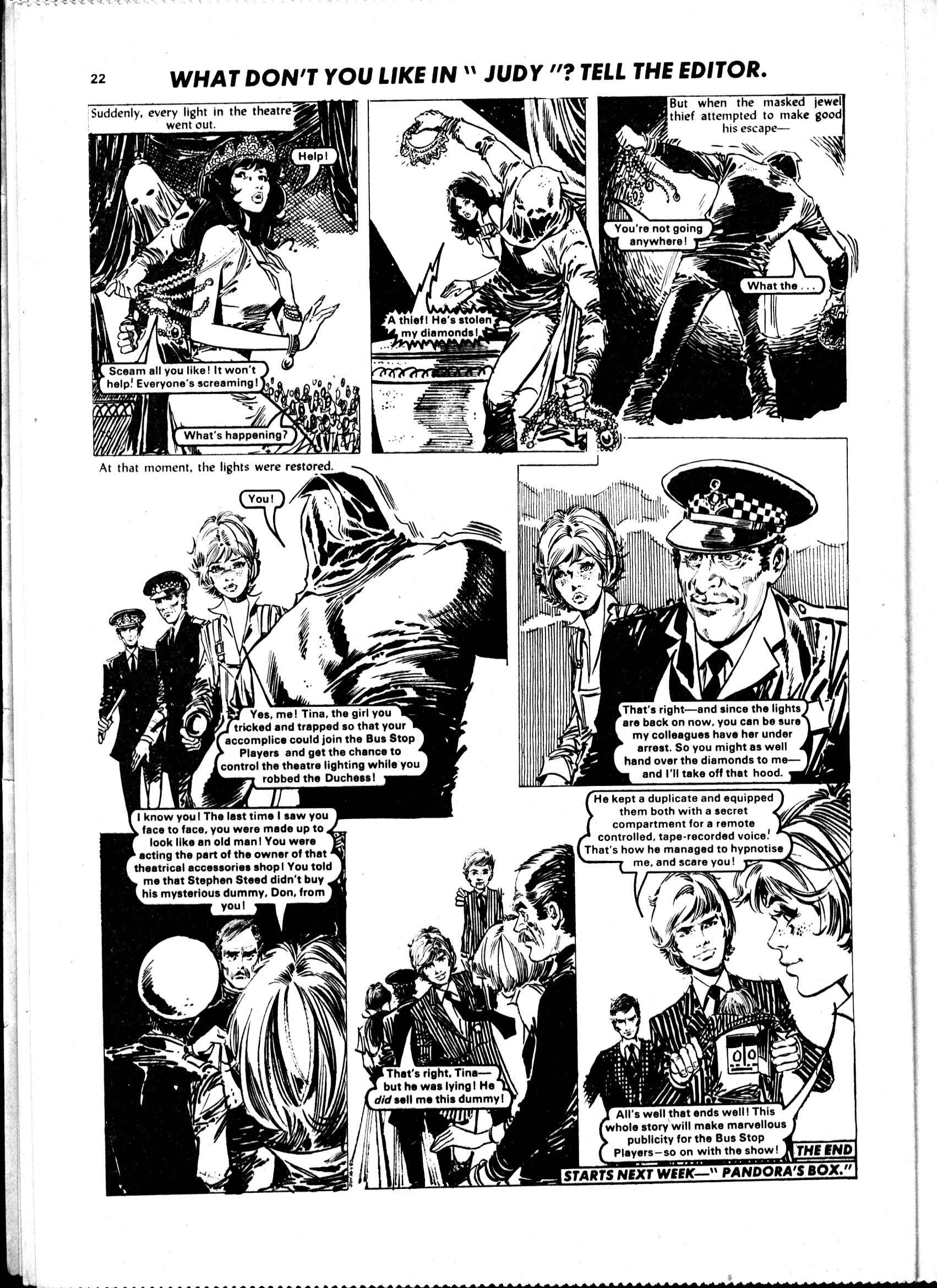 Read online Judy comic -  Issue #59 - 22