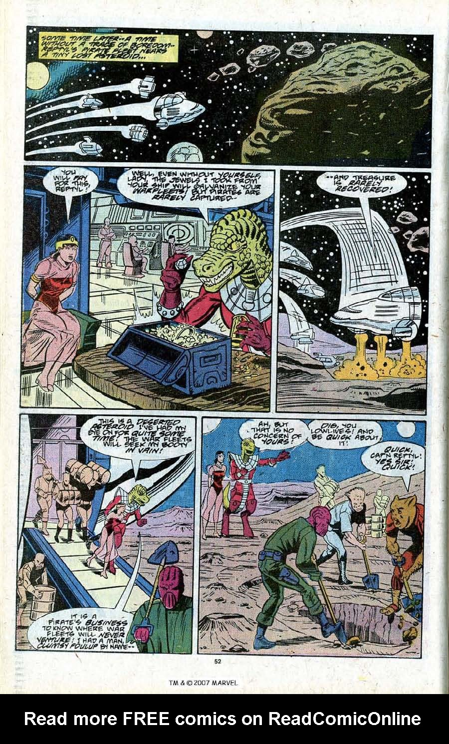 Read online Silver Surfer (1987) comic -  Issue # _Annual 2 - 54