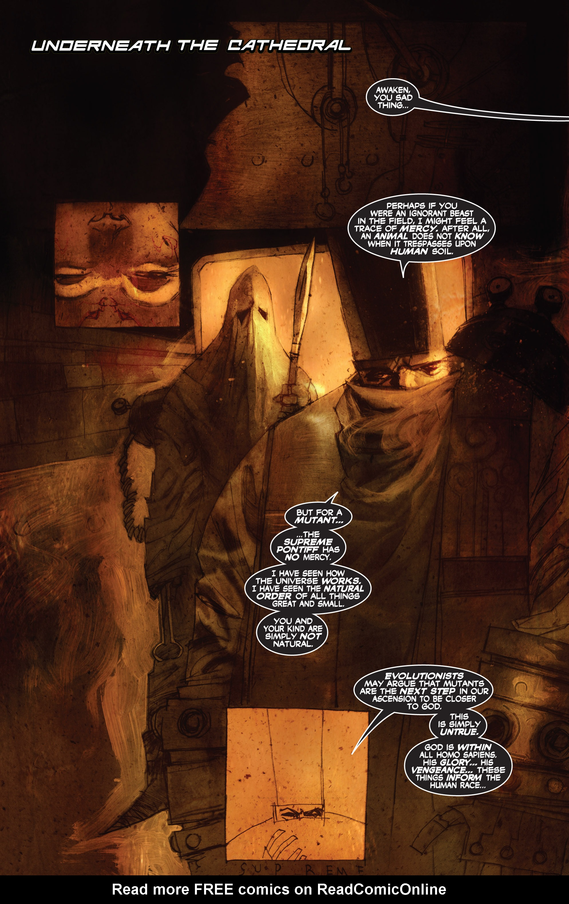 Read online Uncanny X-Men (1963) comic -  Issue #400 - 21