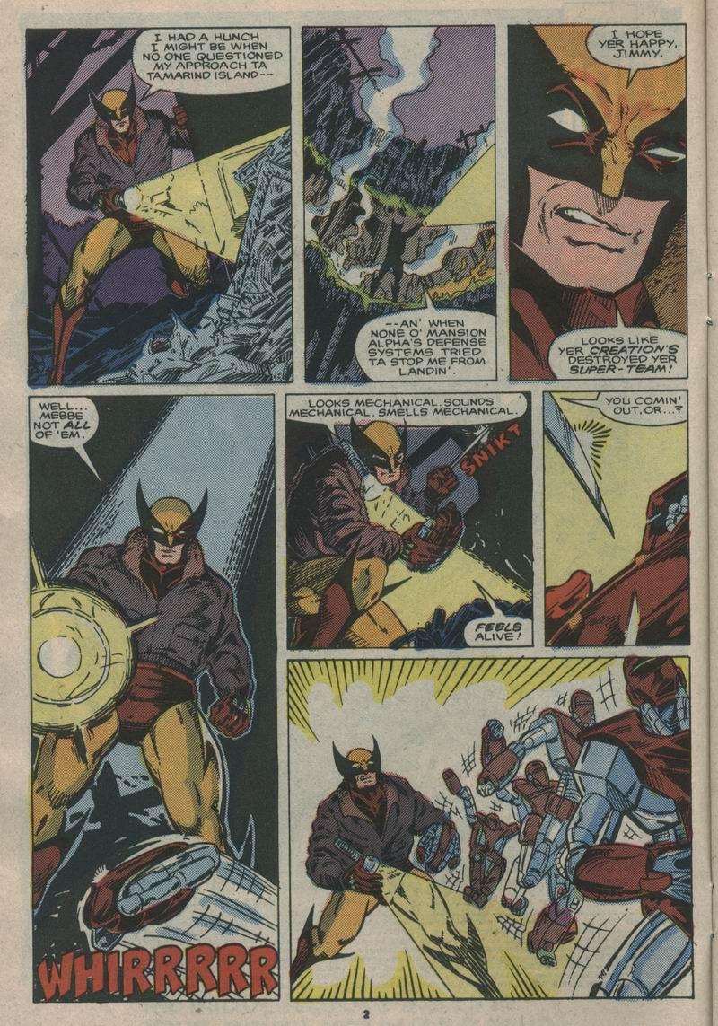 Read online Alpha Flight (1983) comic -  Issue #53 - 3