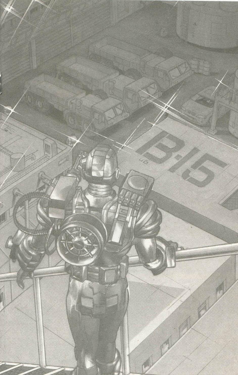 Read online U.S. War Machine comic -  Issue #6 - 16