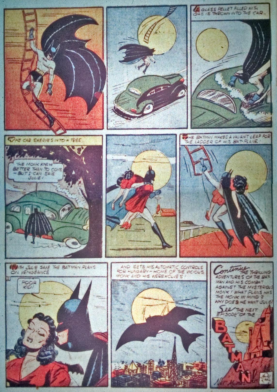 Read online Detective Comics (1937) comic -  Issue #31 - 12