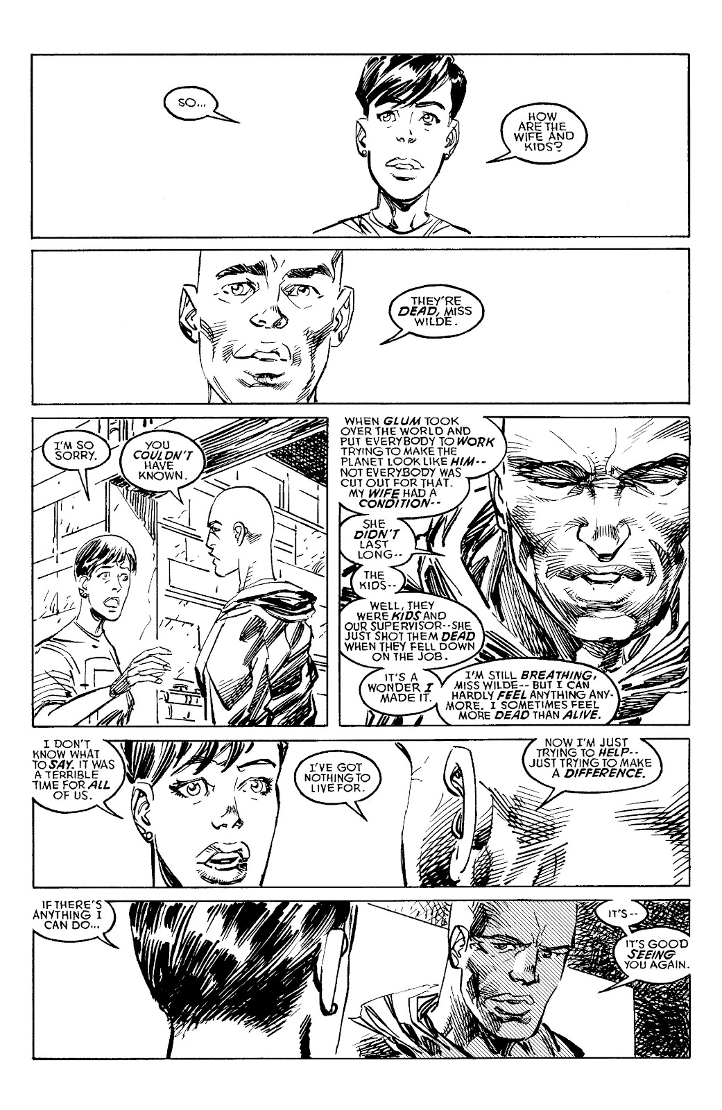 Read online Savage Dragon Archives comic -  Issue # TPB 6 (Part 4) - 41