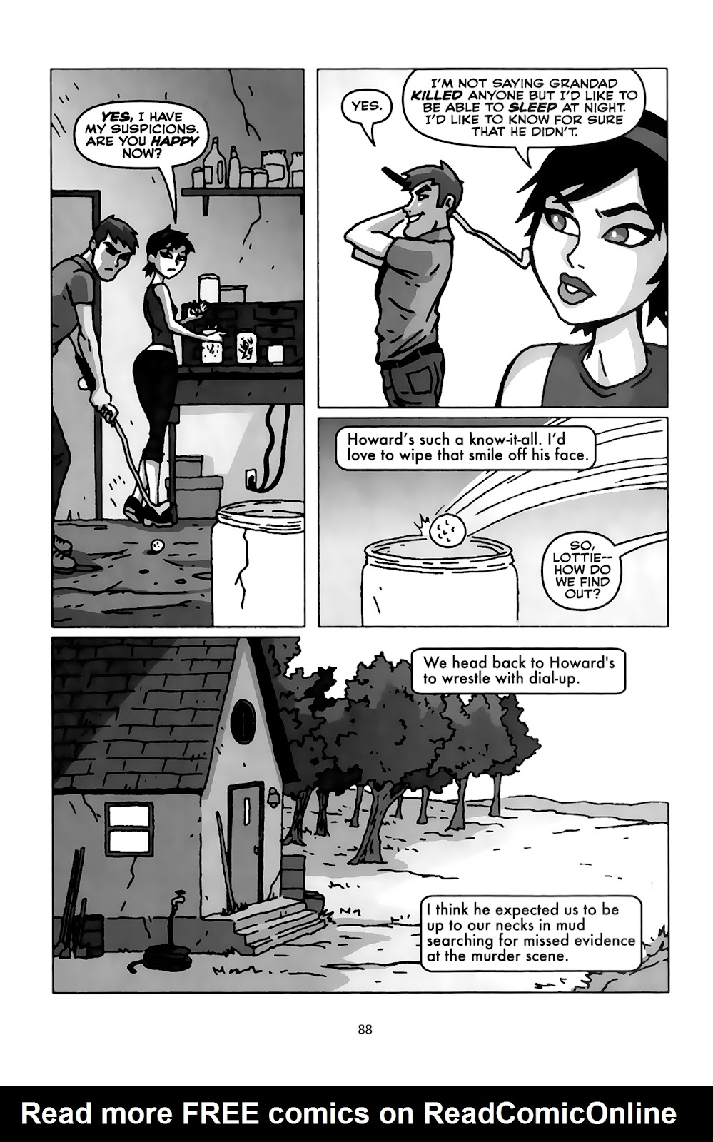 Read online Clubbing comic -  Issue # TPB - 85
