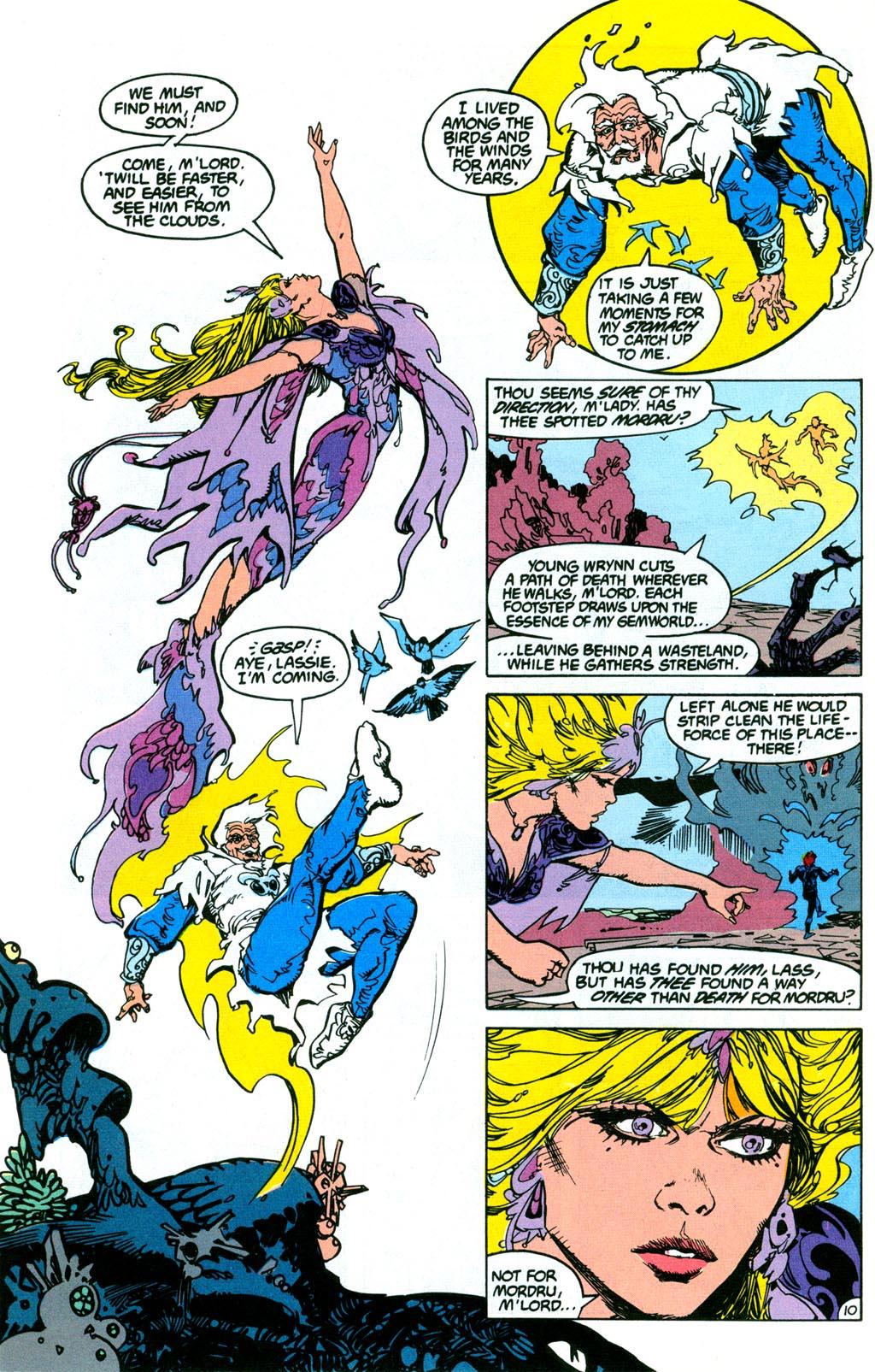 Read online Amethyst (1987) comic -  Issue #2 - 12