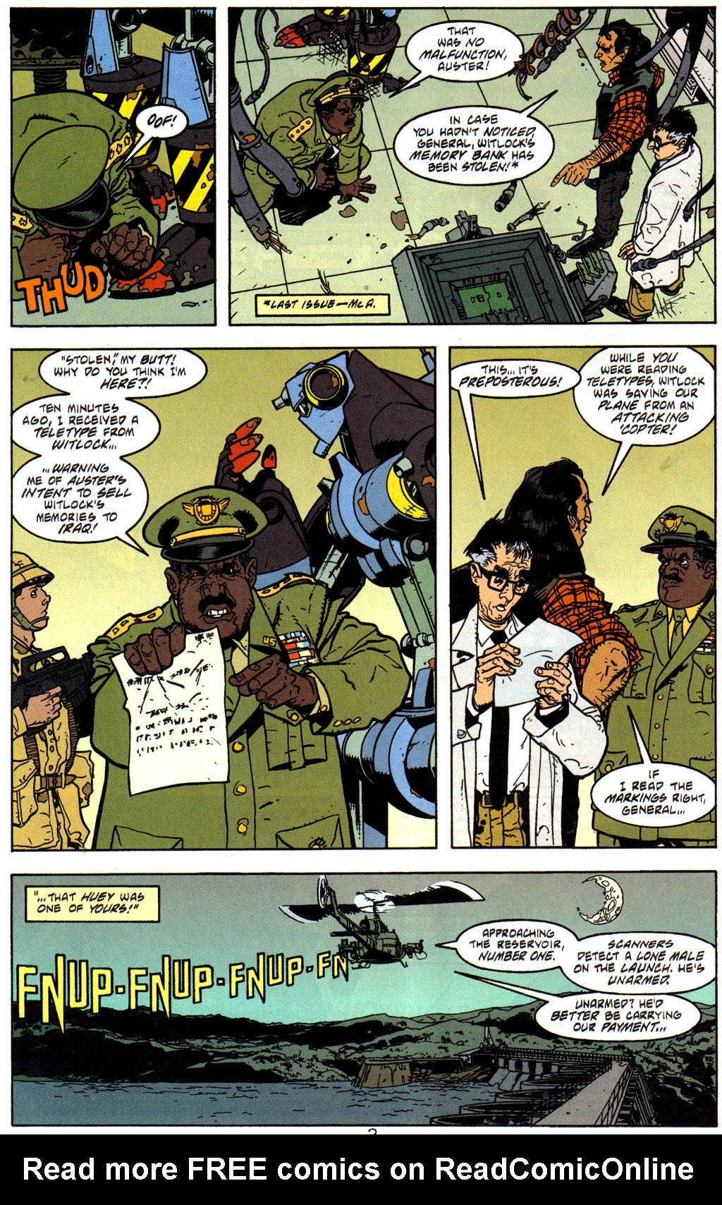 Read online Trouble Magnet comic -  Issue #2 - 3