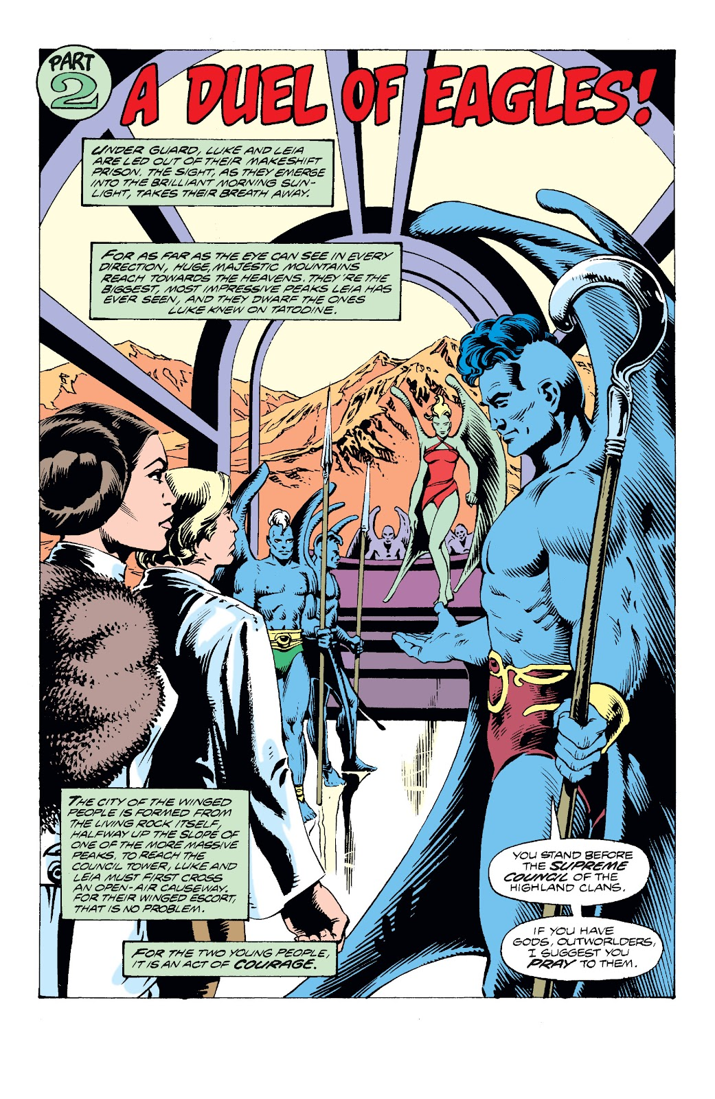 Read online Star Wars Legends: The Original Marvel Years - Epic Collection comic -  Issue # TPB 2 (Part 3) - 20