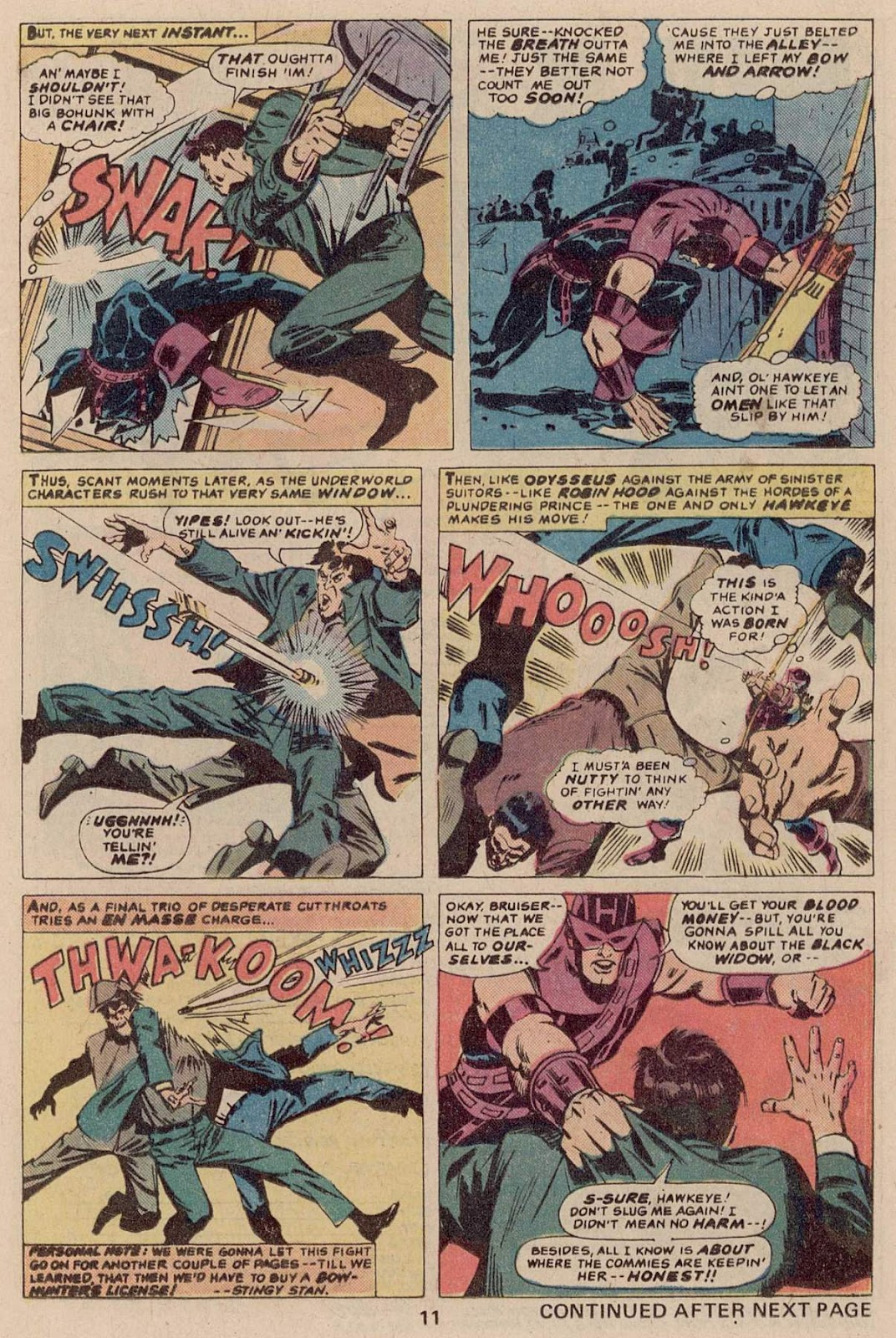 Marvel Triple Action (1972) issue 35 - Page 13