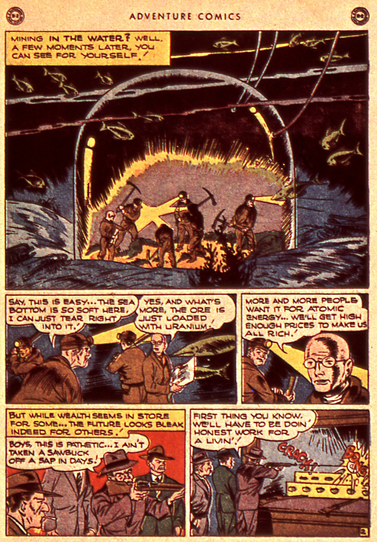 Read online Adventure Comics (1938) comic -  Issue #106 - 43