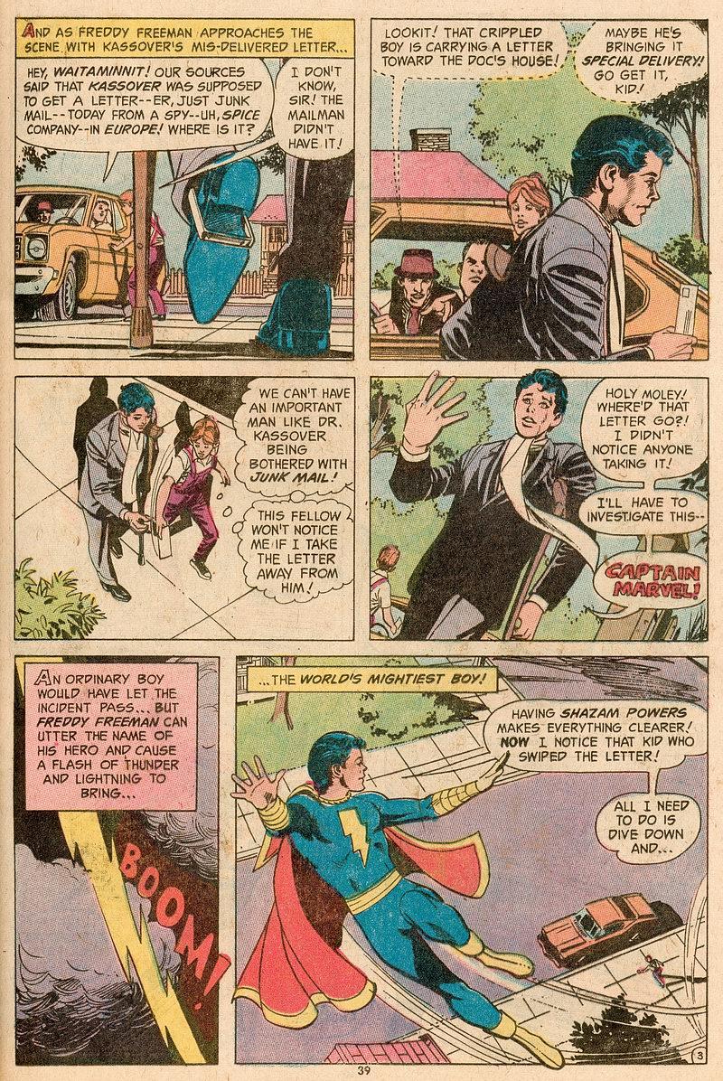 Read online Shazam! (1973) comic -  Issue #12 - 34