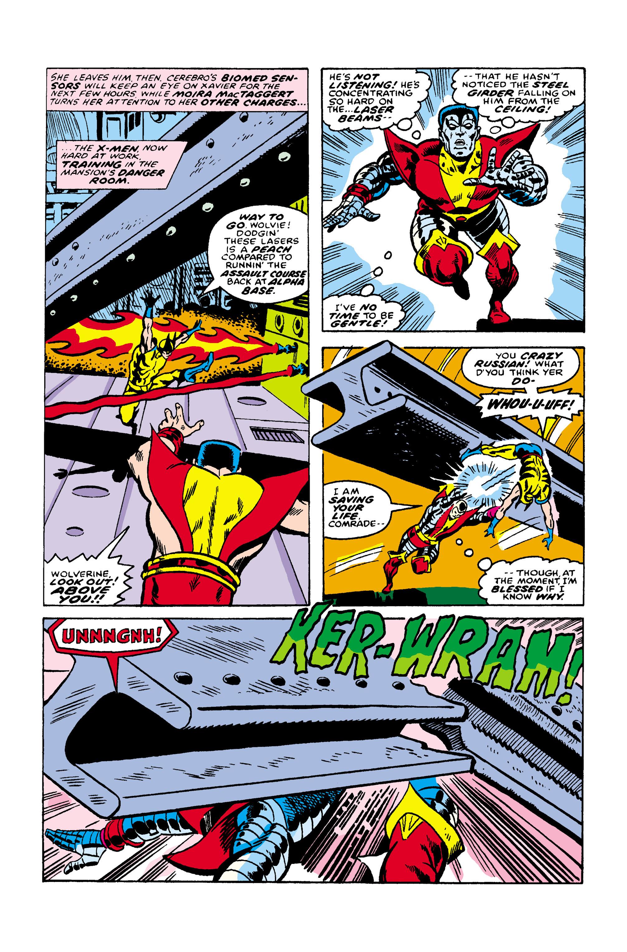 Uncanny X-Men (1963) 106 Page 3