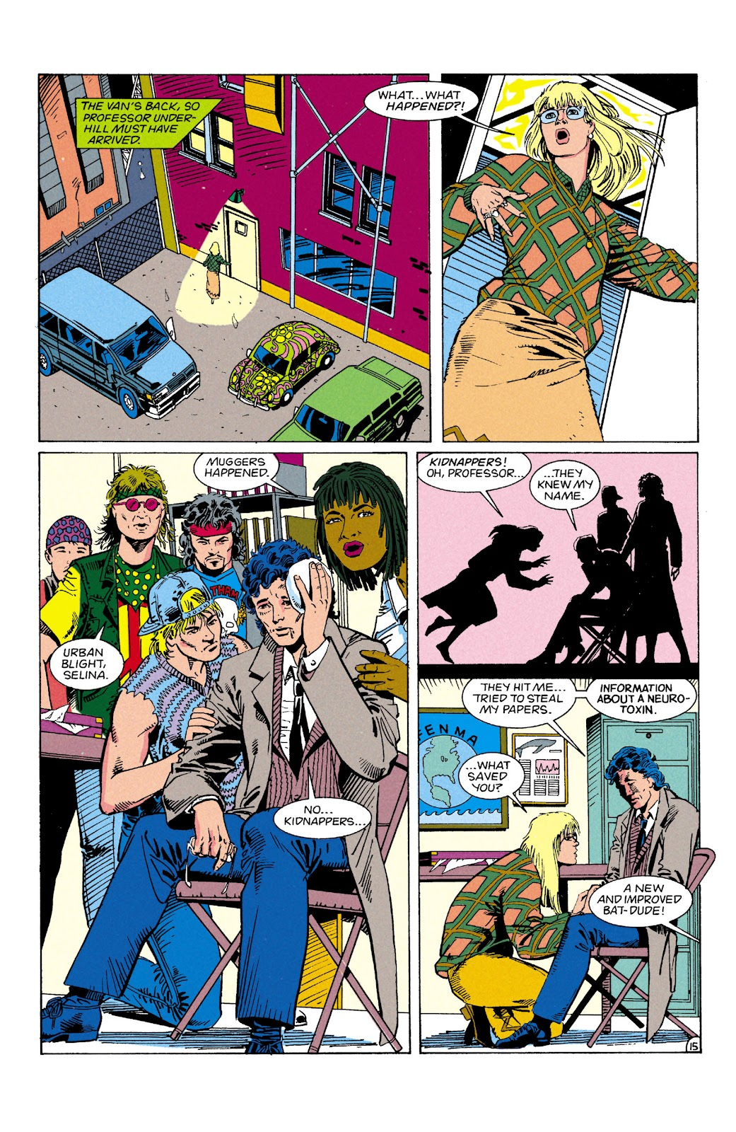 Catwoman (1993) Issue #6 #11 - English 16