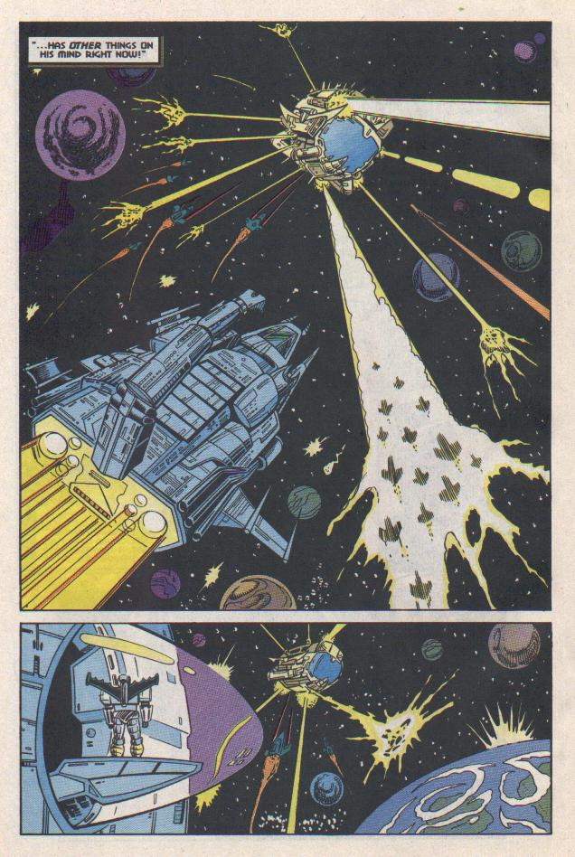 Read online Transformers: Generation 2 comic -  Issue #11 - 15