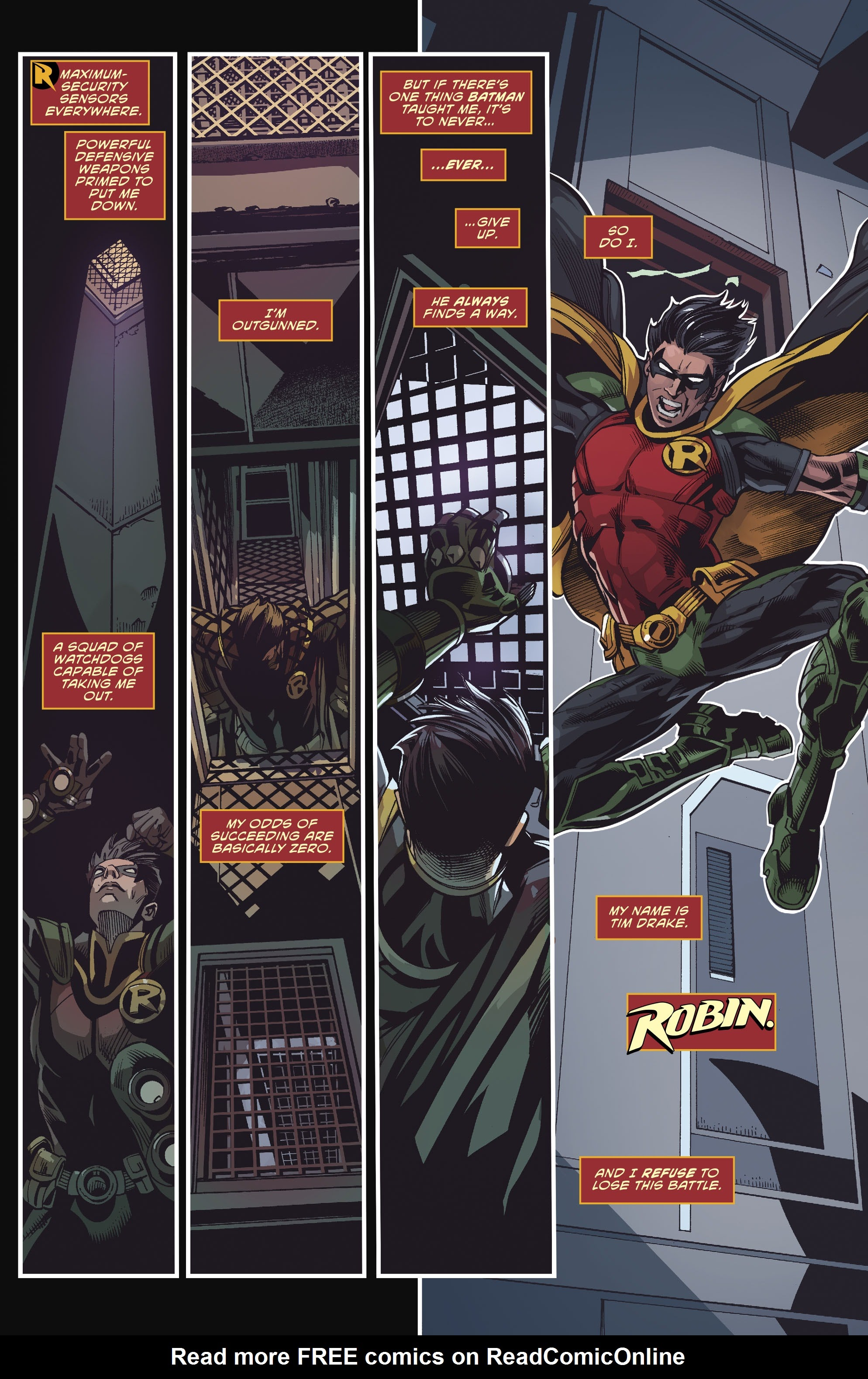 Titans: Burning Rage #1 #1 - English 15