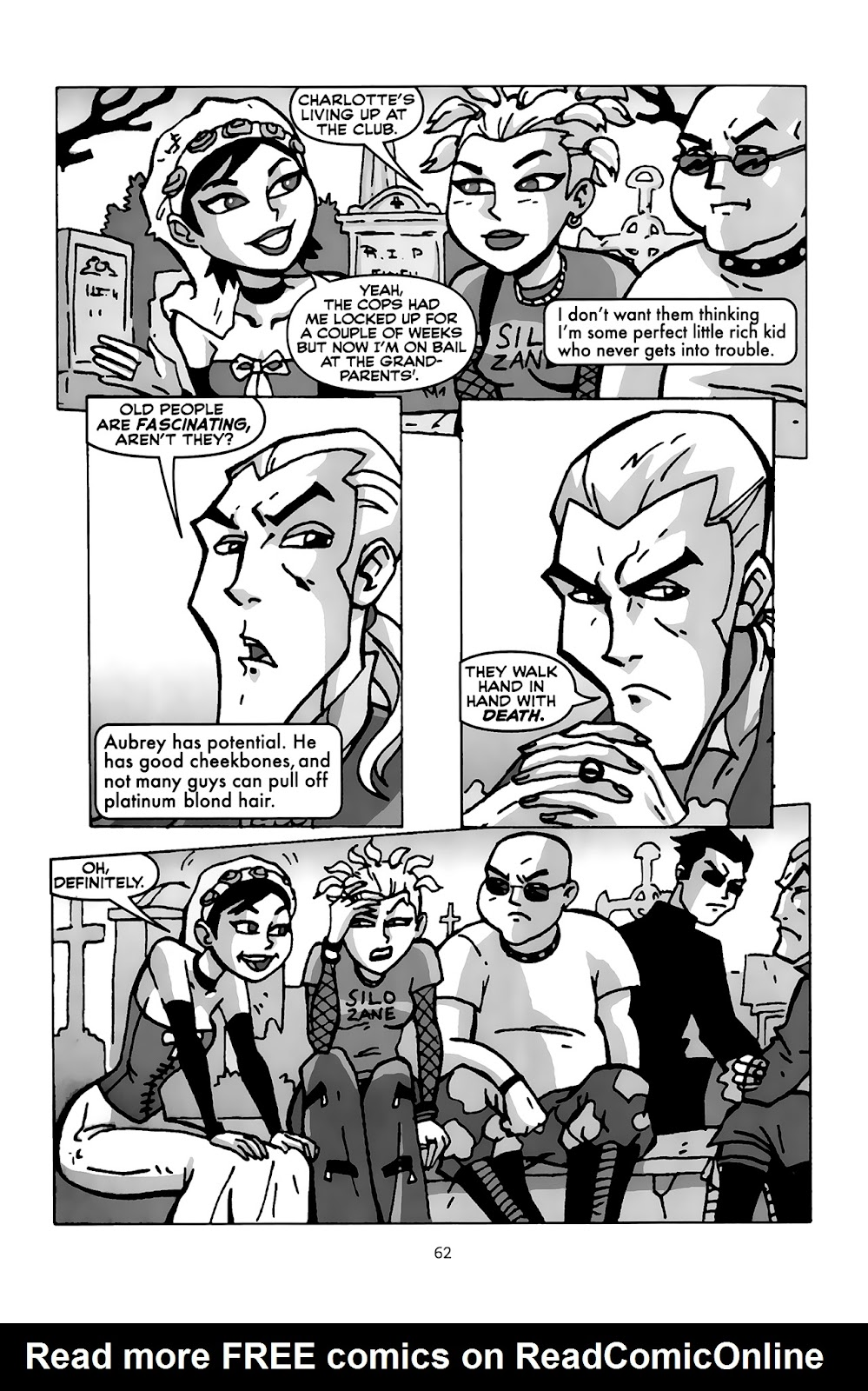 Read online Clubbing comic -  Issue # TPB - 60