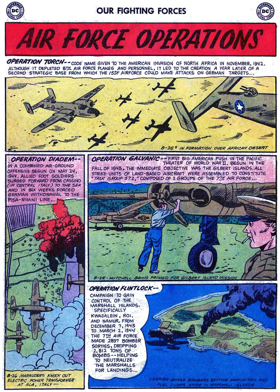 Our Fighting Forces (1954) issue 46 - Page 18