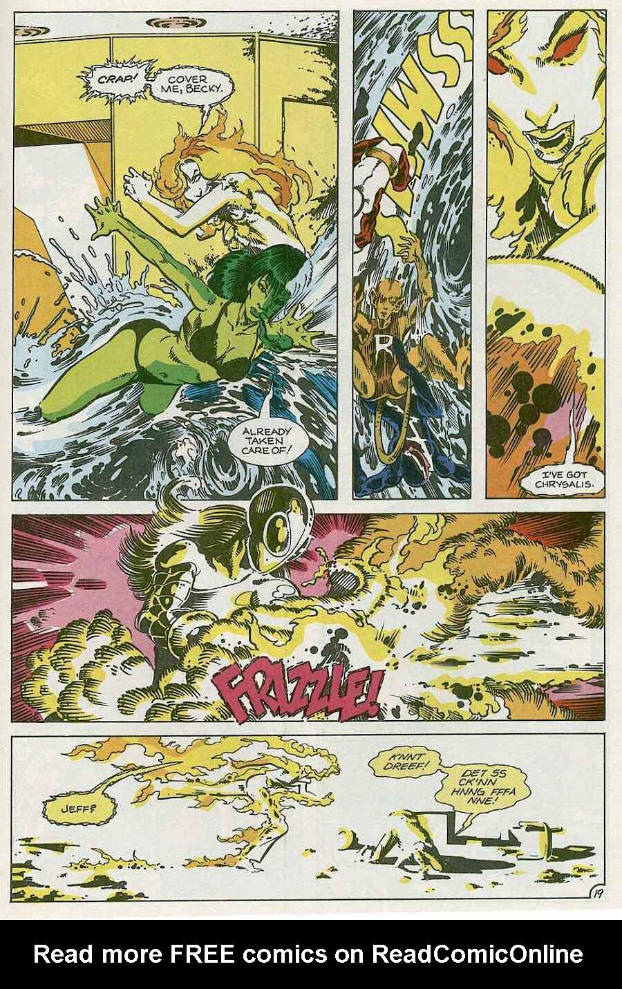 Elementals (1984) issue 1 - Page 20