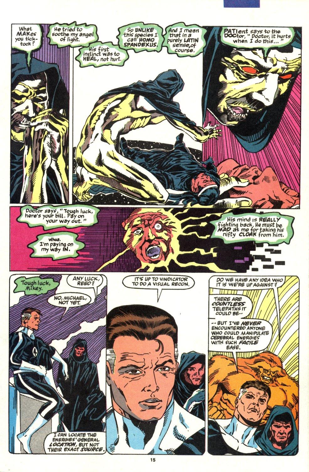 Read online Alpha Flight (1983) comic -  Issue #93 - 12