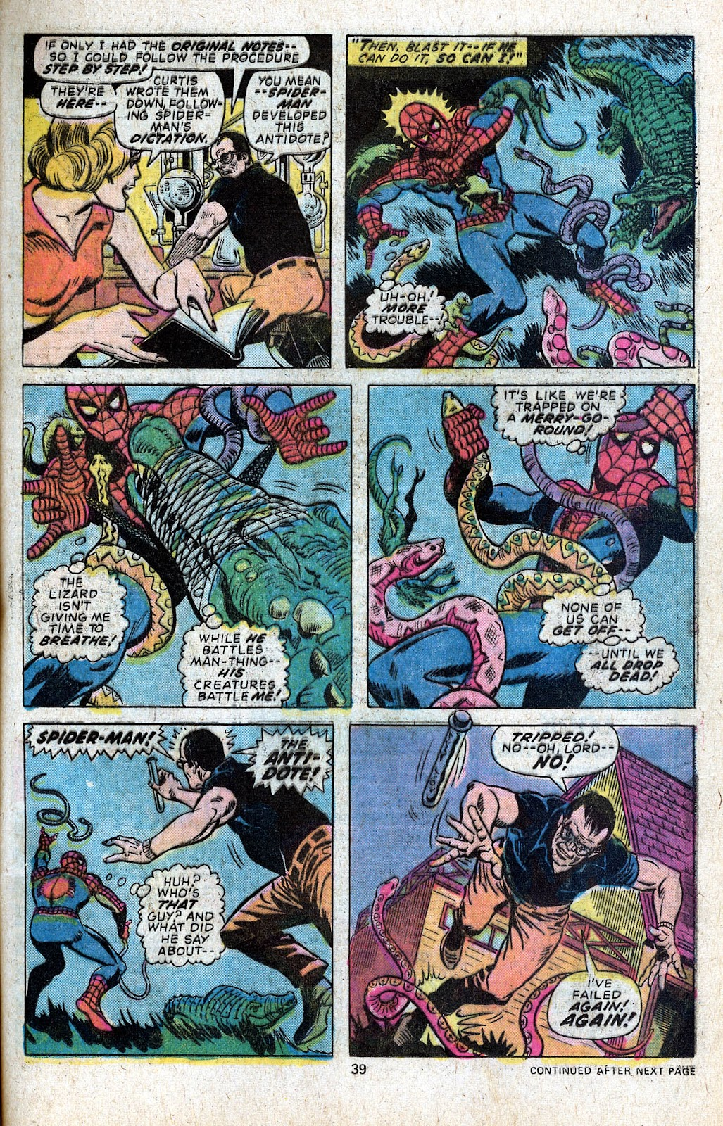Giant-Size Spider-Man (1974) issue 5 - Page 41