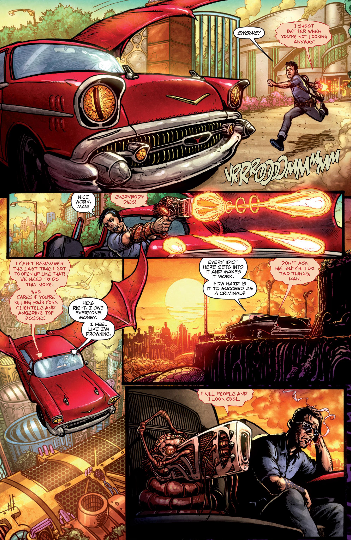 Read online Ballistic (2013) comic -  Issue #1 - 12