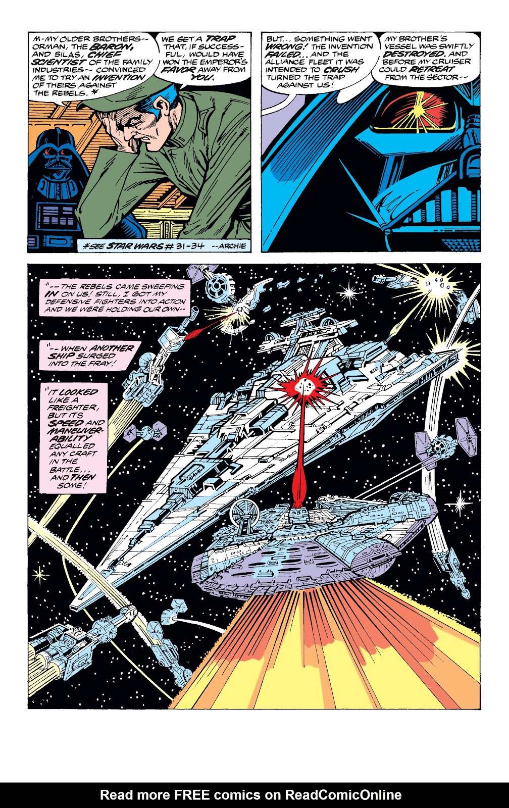 Read online Star Wars Legends: The Original Marvel Years - Epic Collection comic -  Issue # TPB 2 (Part 3) - 43