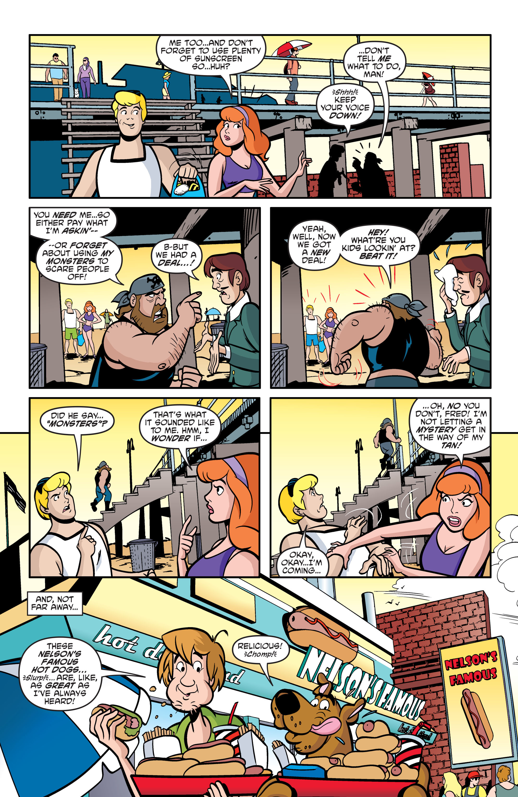 Read online Scooby-Doo: Where Are You? comic -  Issue #54 - 15