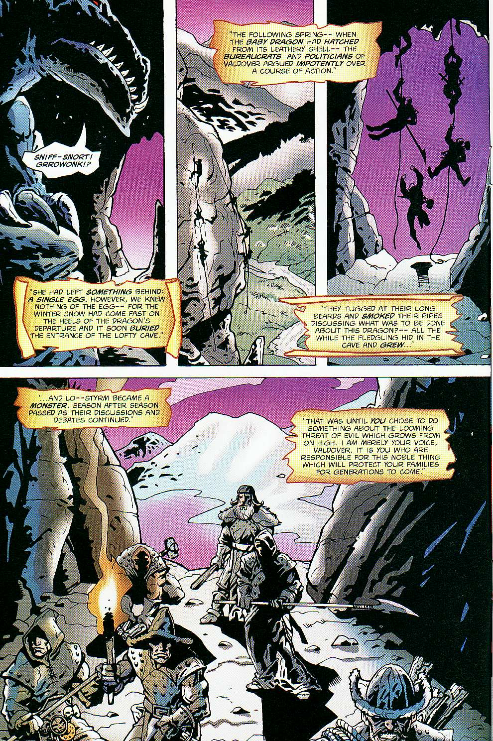 Read online Conan: Return of Styrm comic -  Issue #2 - 5