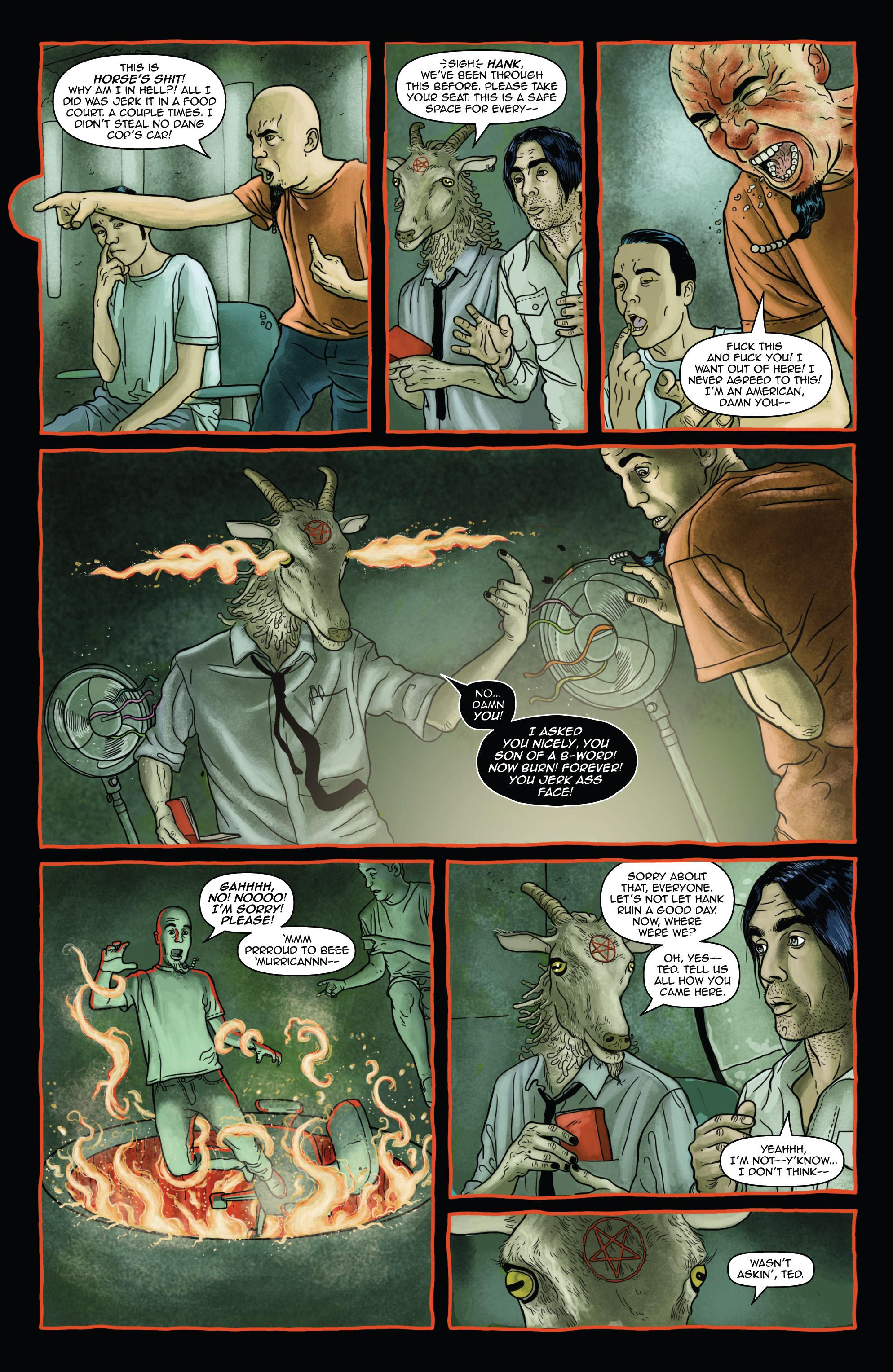 Read online Helena Crash comic -  Issue #3 - 32