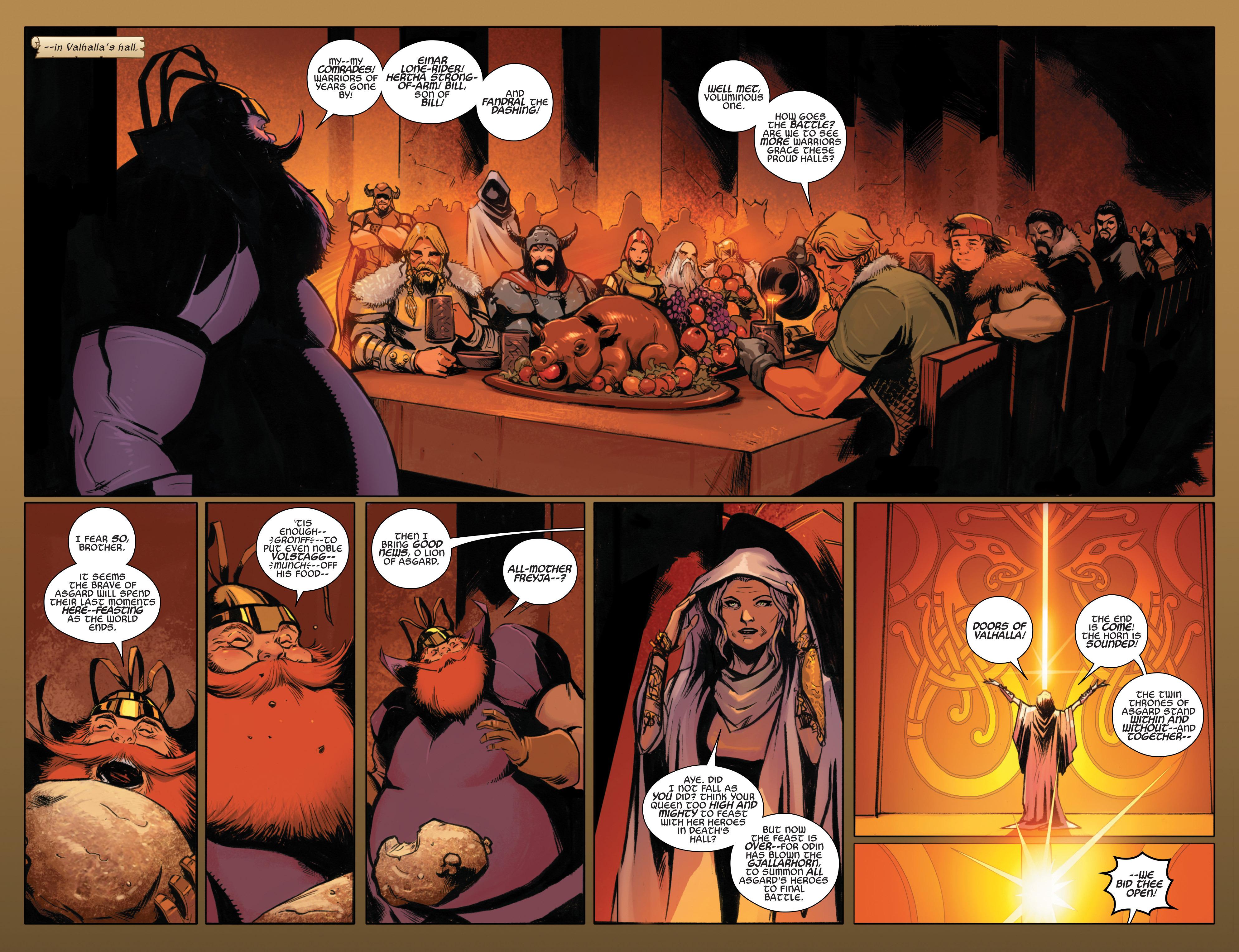 Read online Secret Wars: Last Days of the Marvel Universe comic -  Issue # TPB (Part 1) - 93