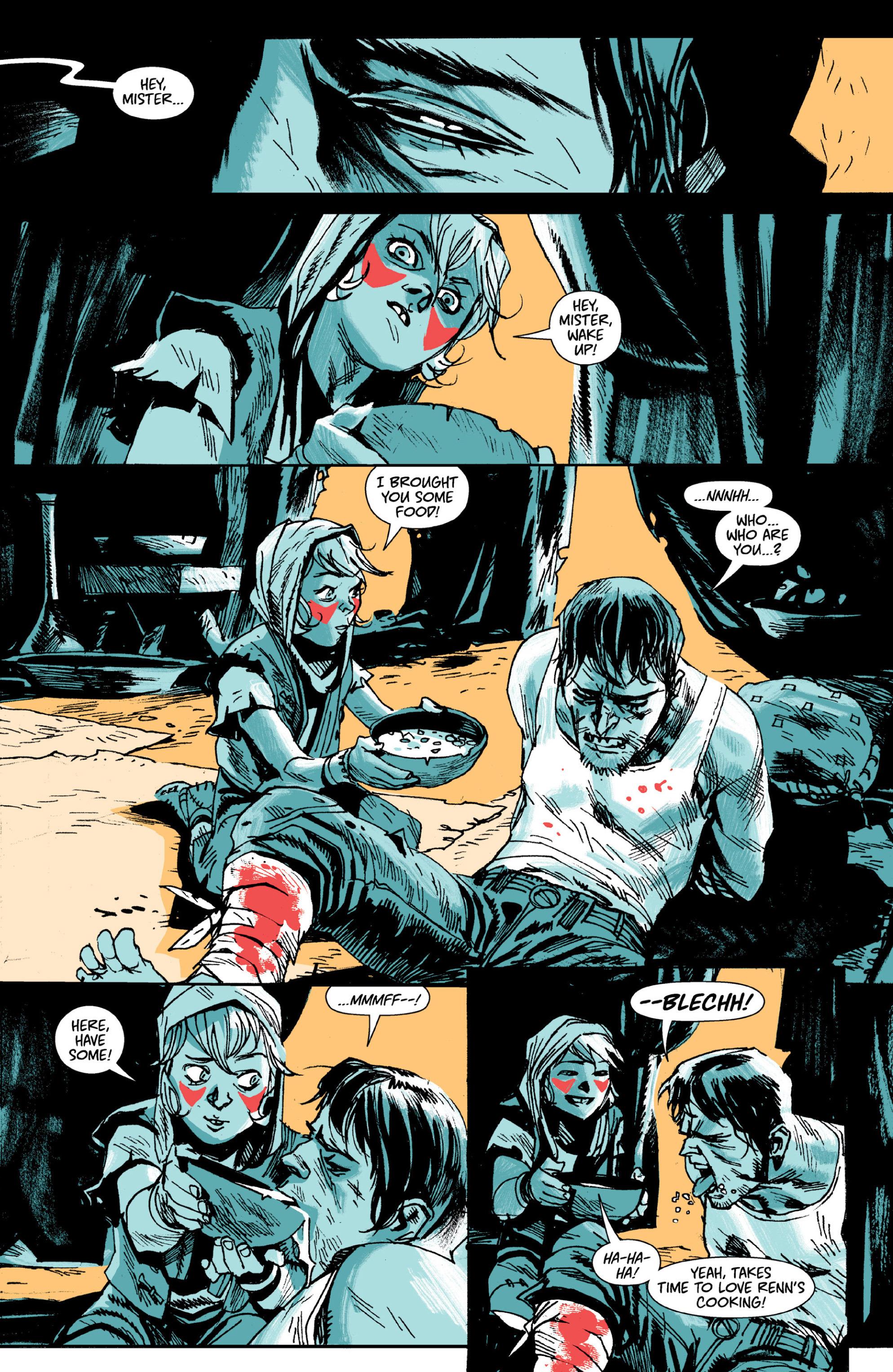 Read online Ei8ht comic -  Issue # TPB - 23