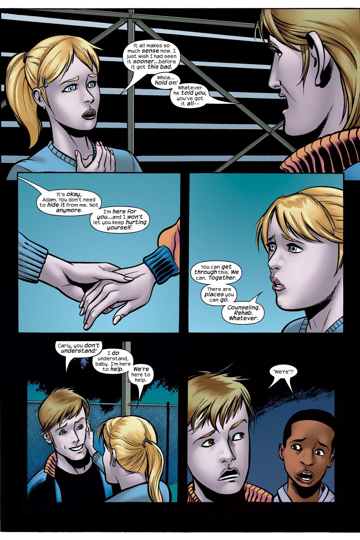 Read online Machine Teen comic -  Issue #4 - 20