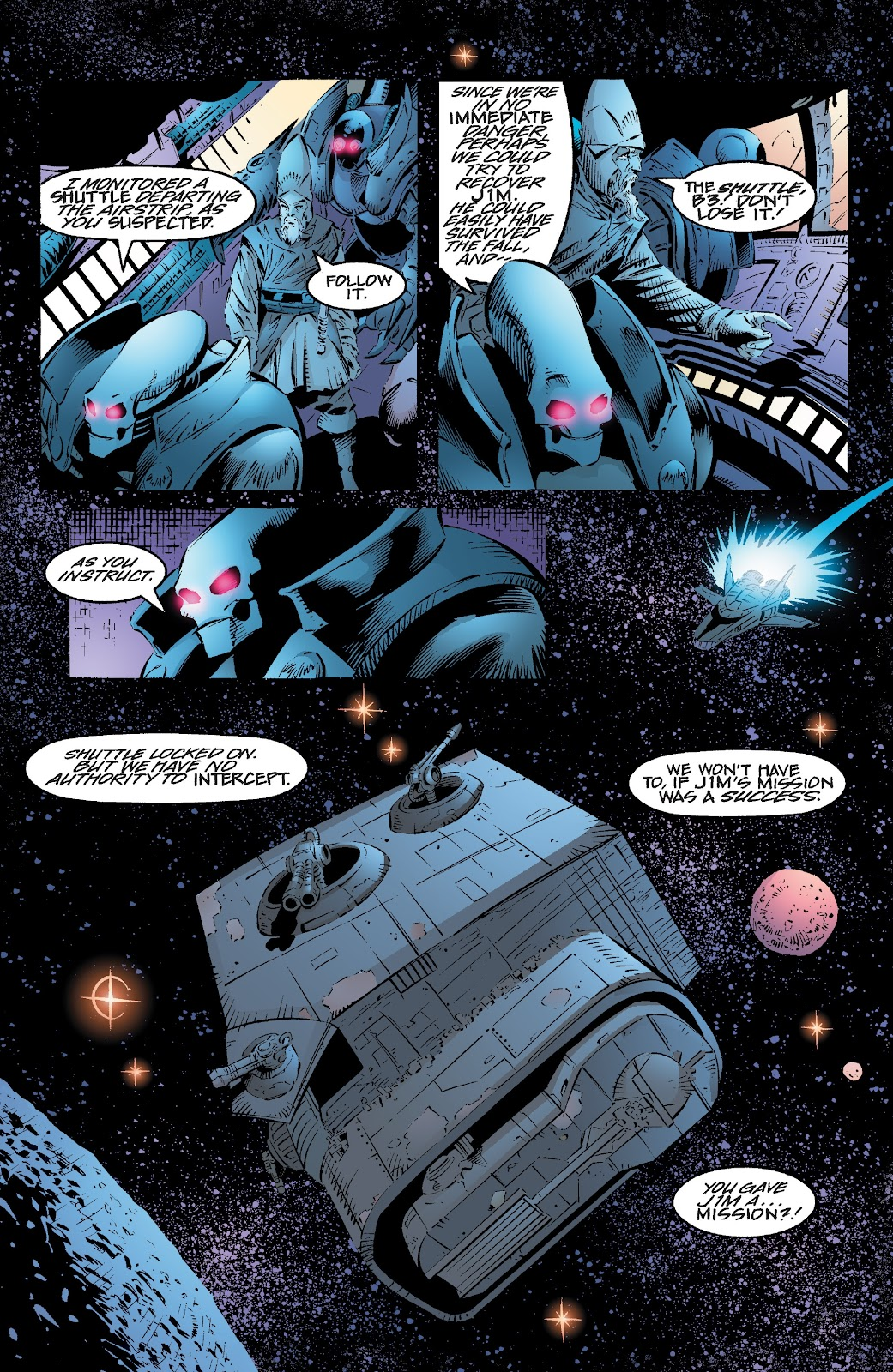 Read online Star Wars Legends: Rise of the Sith - Epic Collection comic -  Issue # TPB 2 (Part 2) - 22