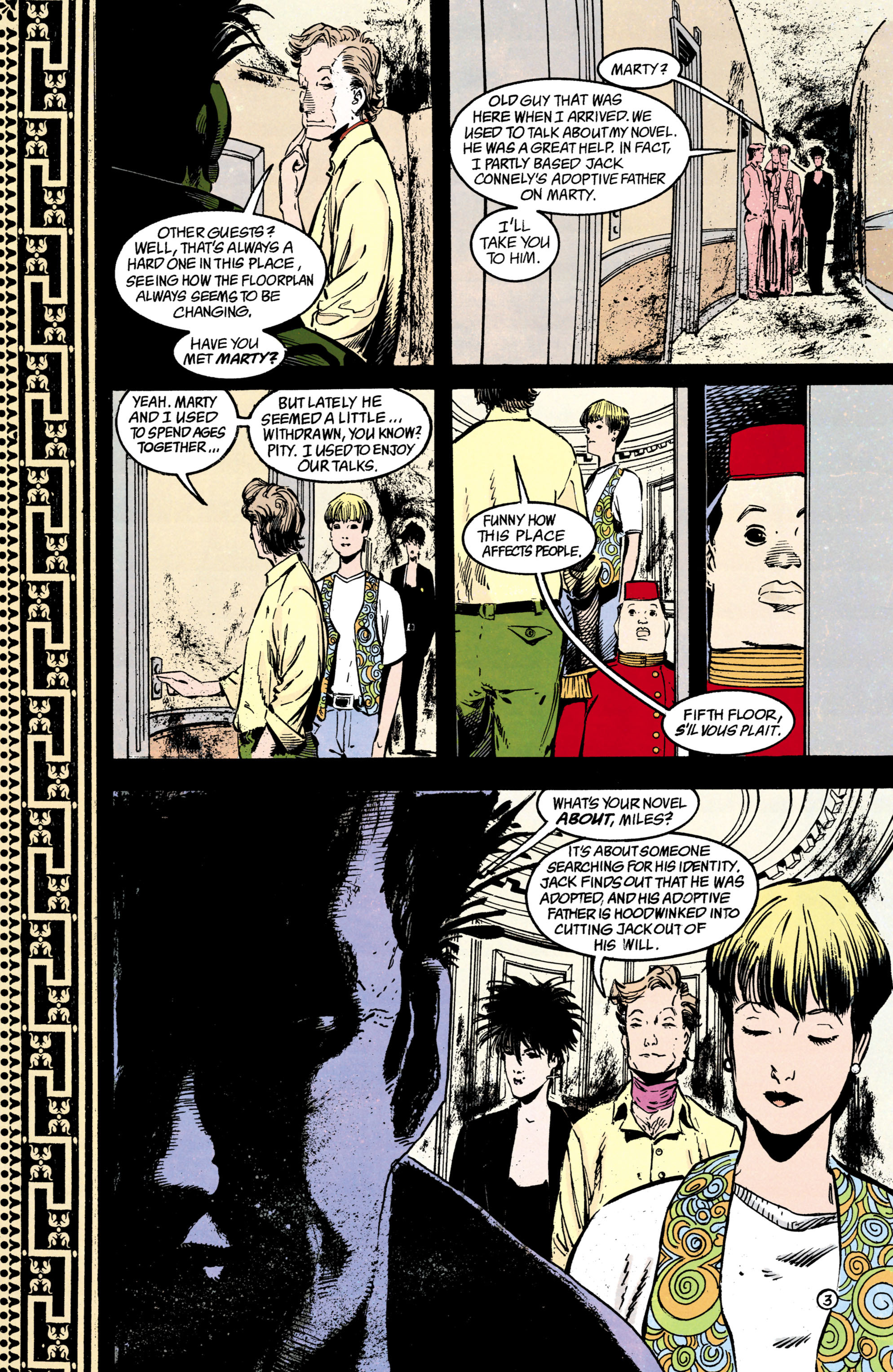 Read online Shade, the Changing Man comic -  Issue #38 - 4