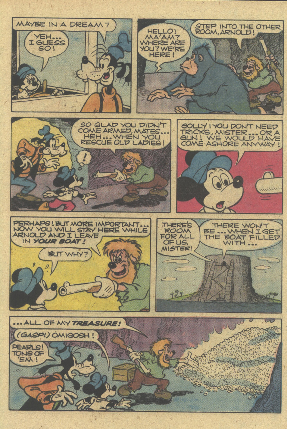 Walt Disney's Comics and Stories issue 452 - Page 19