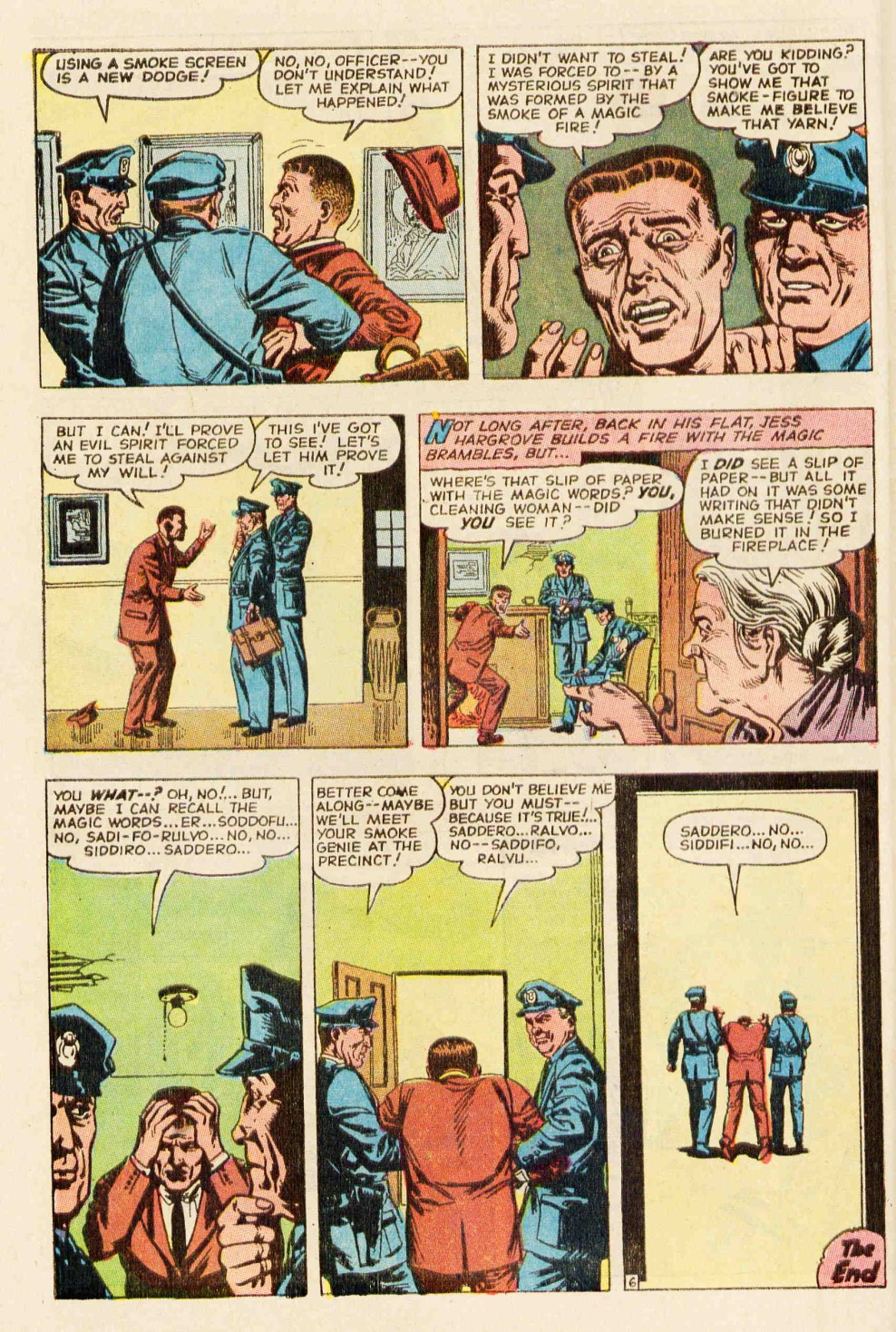 House of Secrets (1956) issue 95 - Page 40
