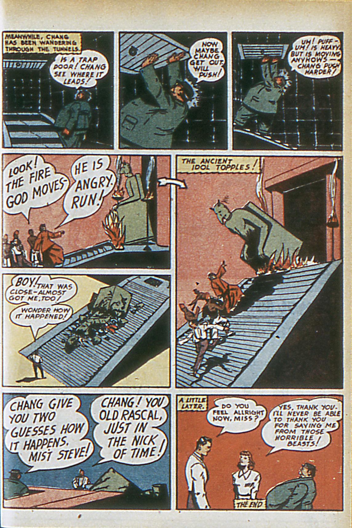 Read online Adventure Comics (1938) comic -  Issue #63 - 30