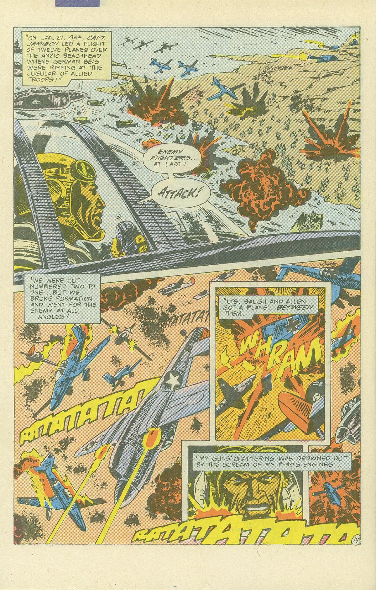 Read online Sgt. Rock comic -  Issue #405 - 25
