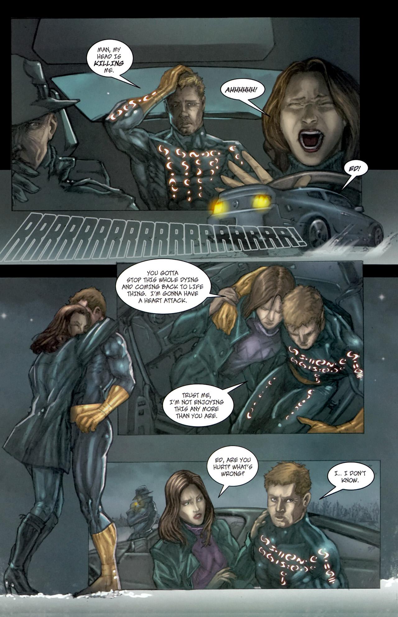 Read online Phoenix comic -  Issue #3 - 12