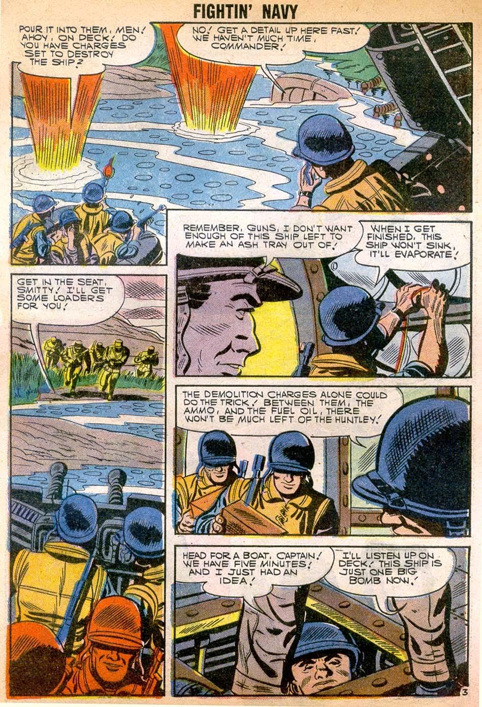 Read online Fightin' Navy comic -  Issue #79 - 29