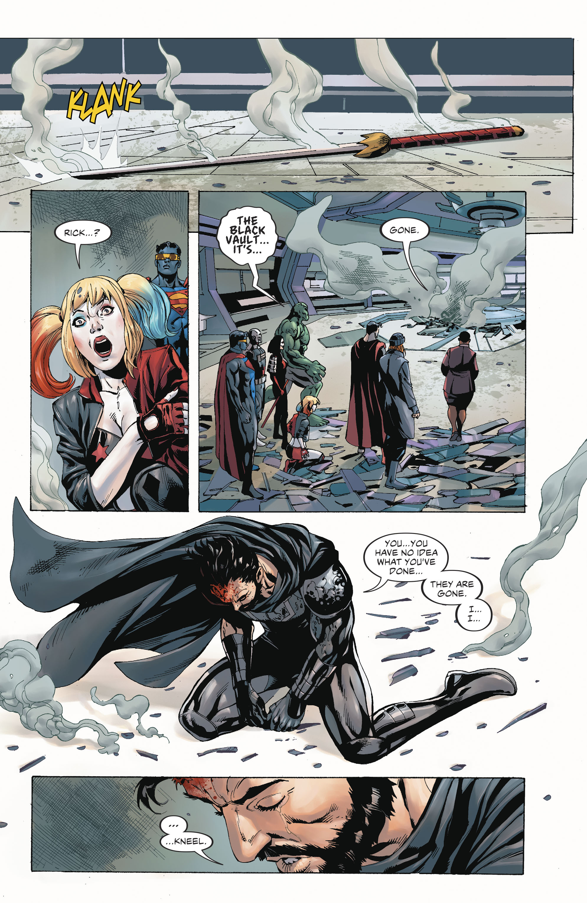 Read online Suicide Squad (2016) comic -  Issue #19 - 20