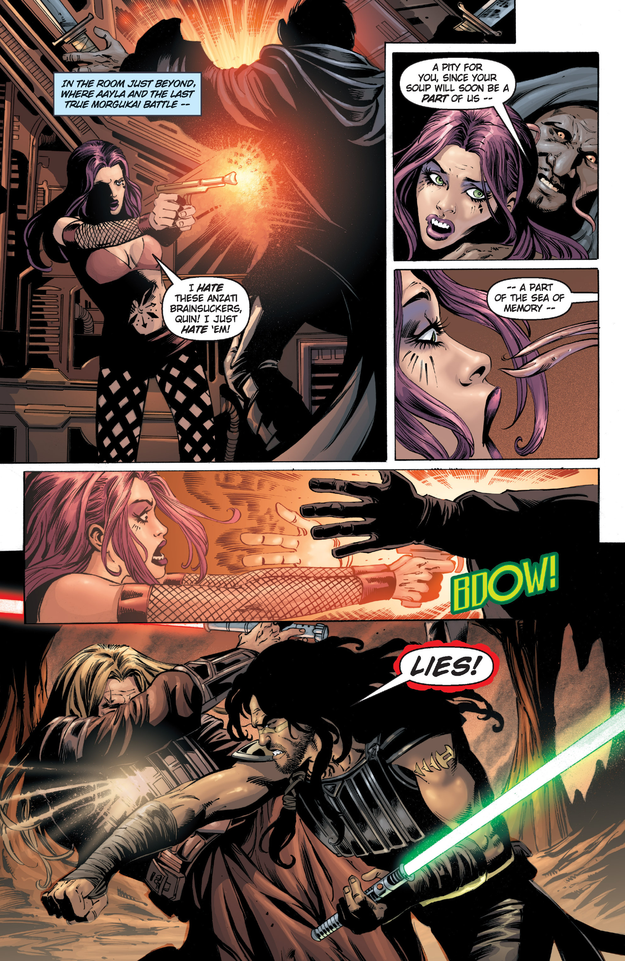 Read online Star Wars Omnibus comic -  Issue # Vol. 26 - 330