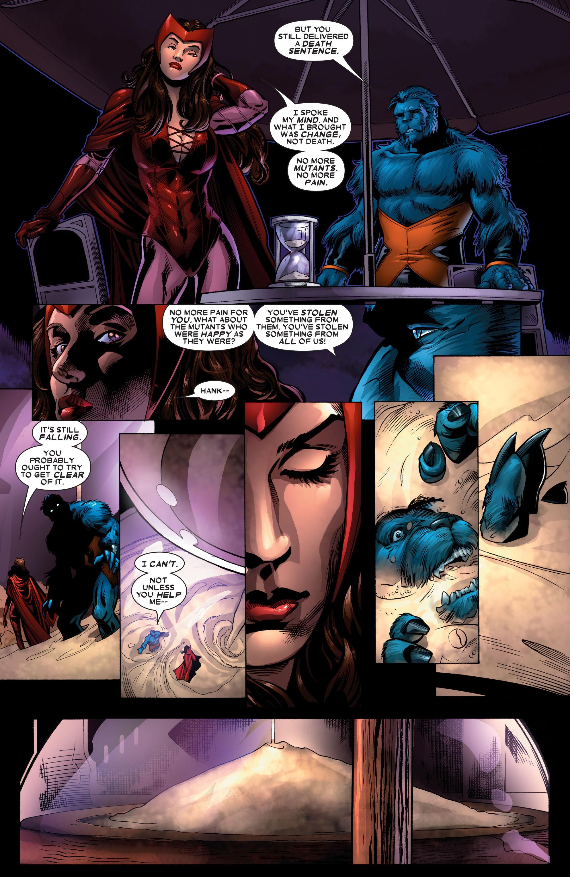 X-Men (1991) 204 Page 24