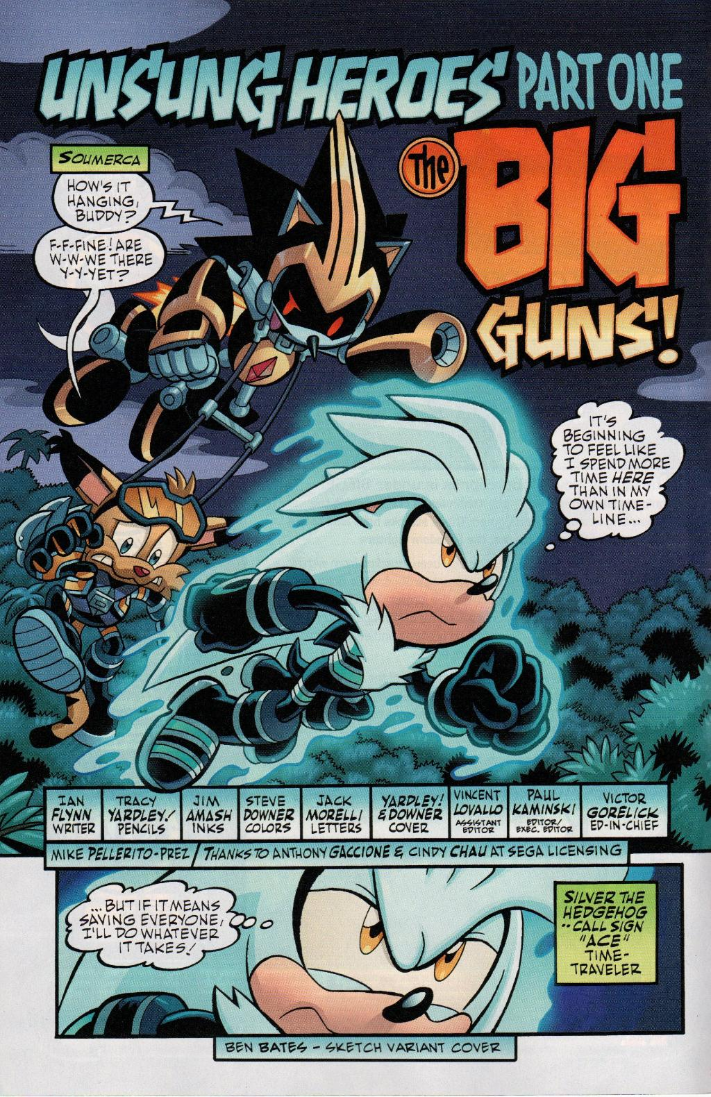 Read online Sonic Universe comic -  Issue #41 - 4