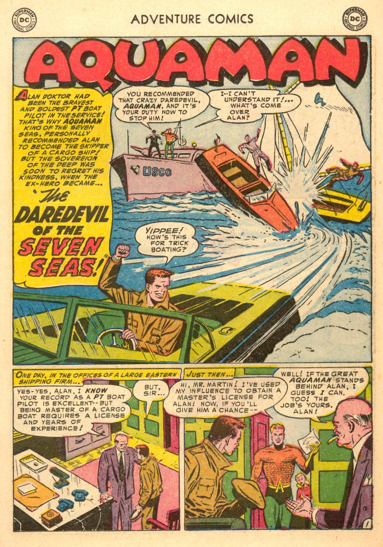 Read online Adventure Comics (1938) comic -  Issue #198 - 17