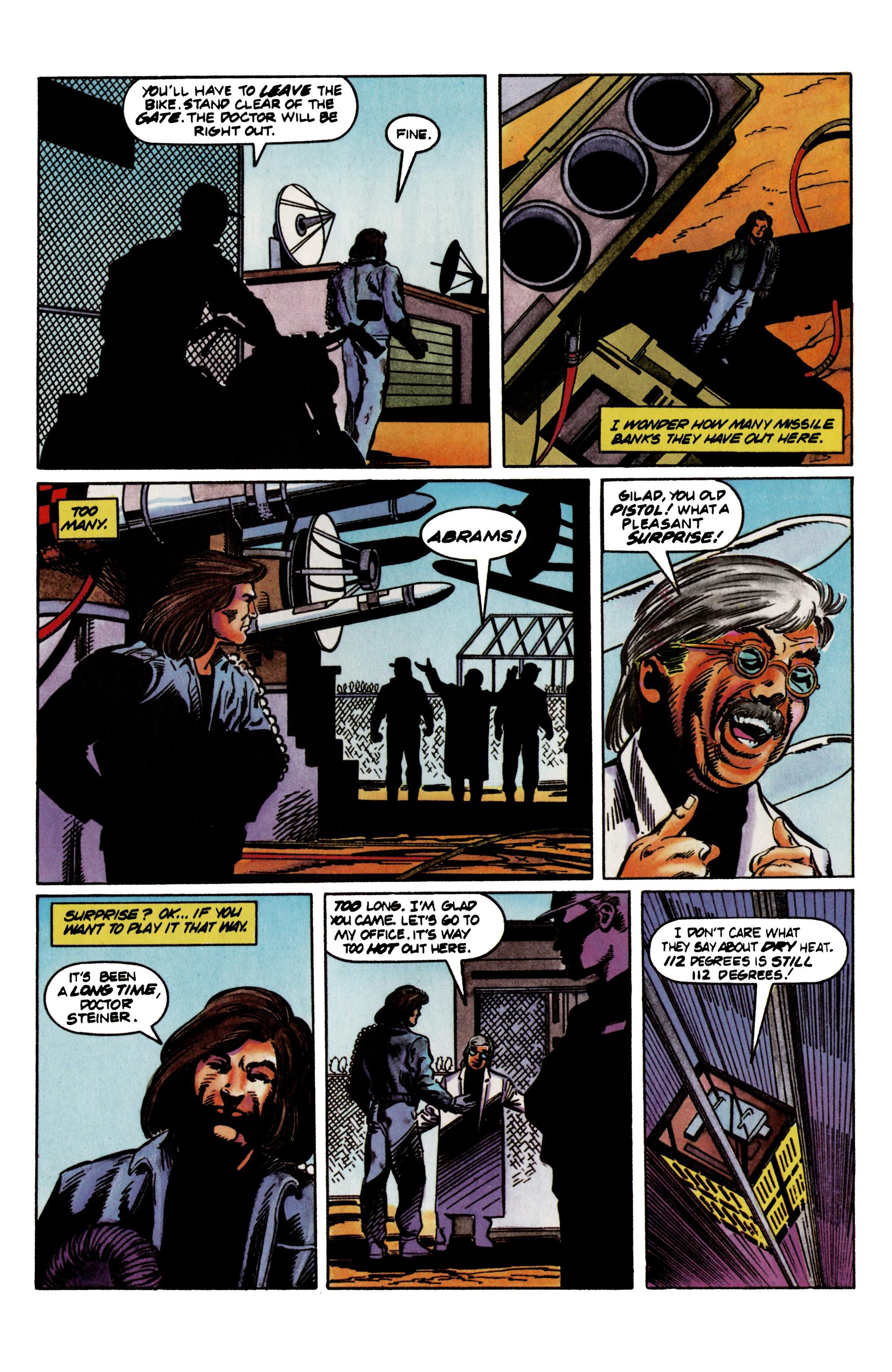 Read online Eternal Warrior (1992) comic -  Issue #21 - 13