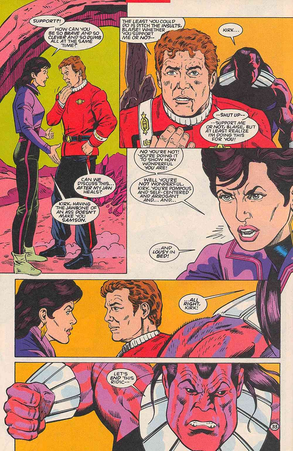 Read online Star Trek (1989) comic -  Issue # _Special 1 - 40