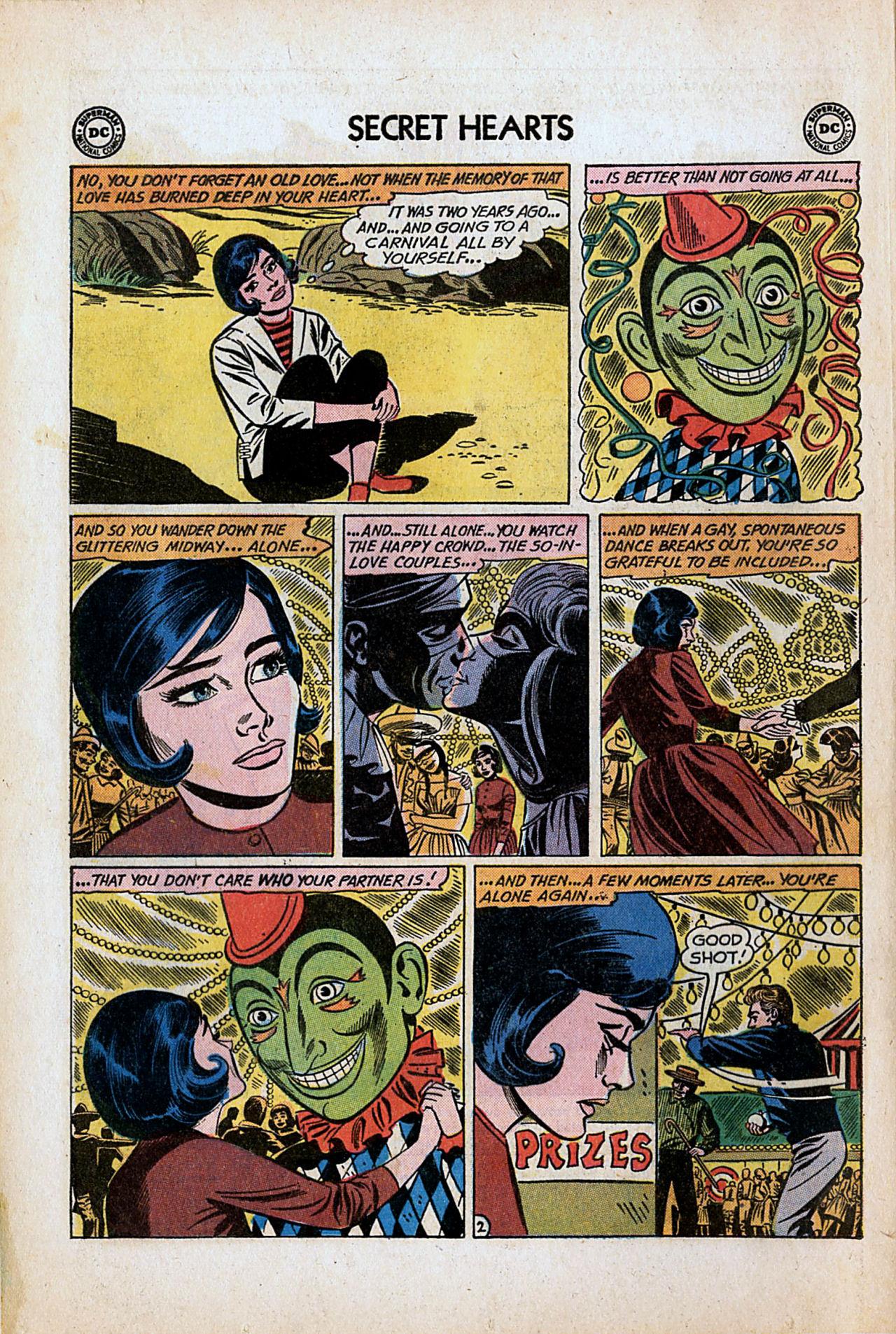 Read online Secret Hearts comic -  Issue #80 - 4